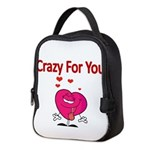 Crazy For You 3 Neoprene Lunch Bag