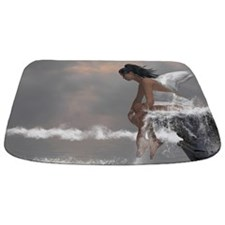 Water Angel Bathmat