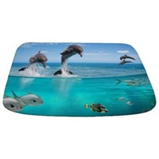 Marine Wildlife Bathmat