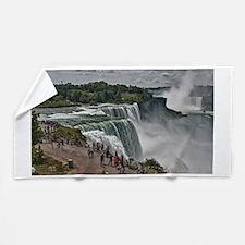 Niagara Falls 3 Beach Towel