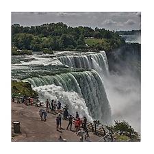 Niagara Falls 3 Tile Coaster
