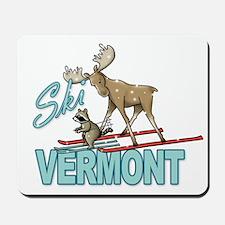 Ski Vermont Mousepad