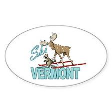 Ski Vermont Decal