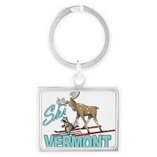 Ski Vermont Keychains