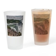 Niagara Falls 3 Drinking Glass