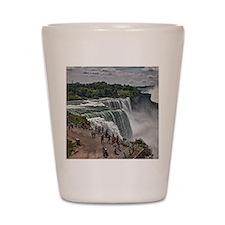 Niagara Falls 3 Shot Glass