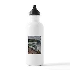 Niagara Falls 3 Water Bottle