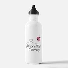 World's Best Mommy Water Bottle
