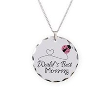 World's Best Mommy Necklace