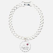 World's Best Mommy Bracelet