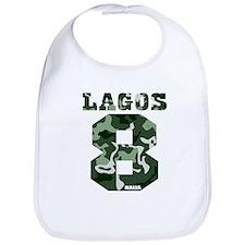 Lagos Camouflage Bib