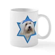 Hanukkah Star of David - Coton Mug