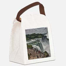 Niagara Falls 3 Canvas Lunch Bag