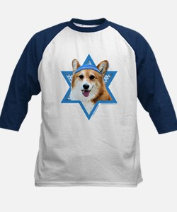 Hanukkah Star of David - Corgi Tee