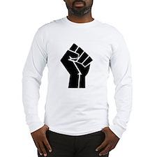 largefist.jpg Long Sleeve T-Shirt