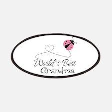 World's Best Grandma Patches