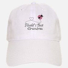 World's Best Grandma Baseball Baseball Cap