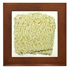 Instant Noodles! Framed Tile
