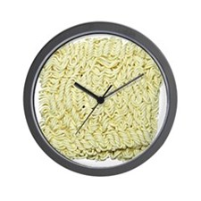Instant Noodles! Wall Clock