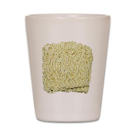 Instant Noodles! Shot Glass