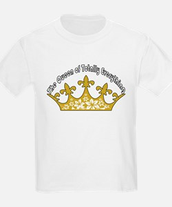 The Queen Of Totally Everything T-Shirt