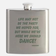 Celebration of Life Flask