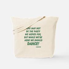 Celebration of Life Tote Bag