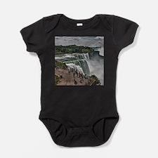 Niagara Falls 3 Baby Bodysuit