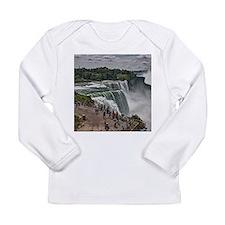 Niagara Falls 3 Long Sleeve T-Shirt