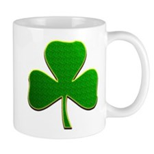 Lucky Irish Shamrock Mug