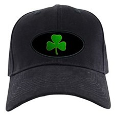 Lucky Irish Shamrock Baseball Cap