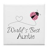 Best auntie Drink Coasters