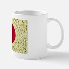 Instant Noodle Japanese Flag Mug
