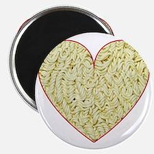 I Love Instant Noodles Magnet