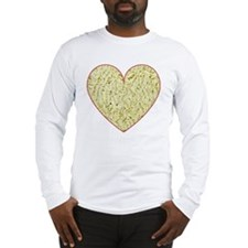 I Love Instant Noodles Long Sleeve T-Shirt