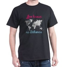 LDR ( Love know no Distance) T-Shirt