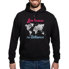 LDR ( Love know no Distance) Hoodie
