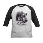 Alice and the Fawn Kids Baseball Jersey