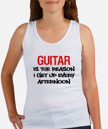 Guitar Get Up Afternoon Tank Top