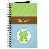 Frog Journals & Spiral Notebooks