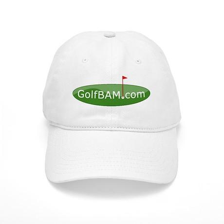 GolfBAM.com Putting Cap