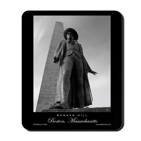 Bunker Hill - Mousepad