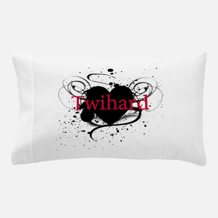 twihard4.png Pillow Case