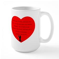 The Virtuous Woman Mug