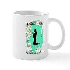 The Proverbs 31 Woman Mug