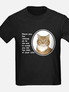 Annoying Cat T-Shirt