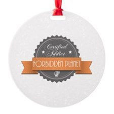 Certified Addict: Forbidden Planet Ornament