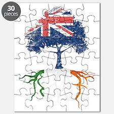 Australia Irish Roots Puzzle