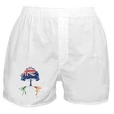 Australia Irish Roots Boxer Shorts