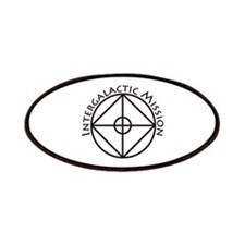 Intergalactic Mission Logo ~ Patches
